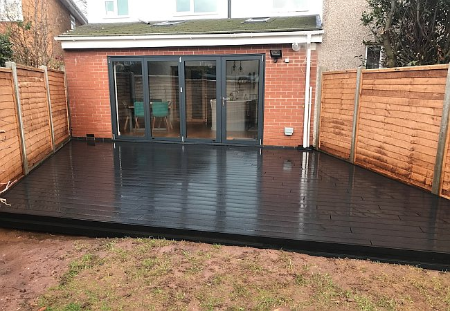 Decking and Fencing Coventry