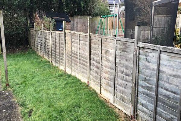 Radford fencing